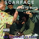 album art to Mr. Scarface Is Back