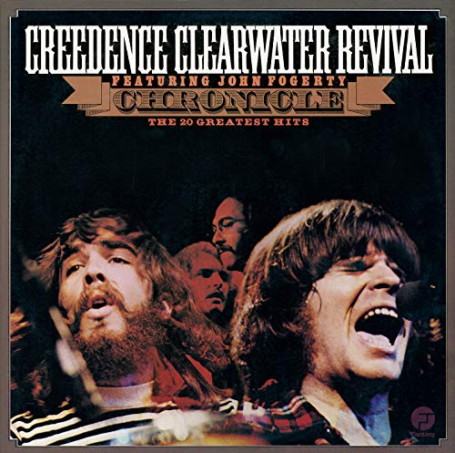 Creedence Clearwater Revival - creedence Clearwater Revival - Chronicle, Vol. 1_ The 20 Greatest Hits
