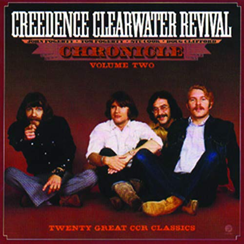 Creedence Clearwater Revival - Chronicle Vol. 2 - Zortam Music