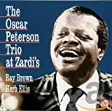 Copertina di The Oscar Peterson Trio Live at Zardis (disc 1)