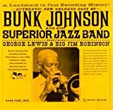 Pochette de l'album pour Bunk Johnson And His Superior Jazz Band