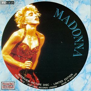 Madonna - Interview Picture Disc