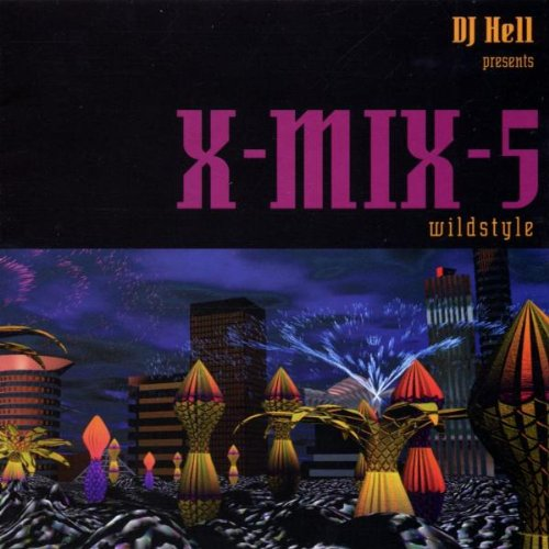 X-Mix 5: Wildstyle