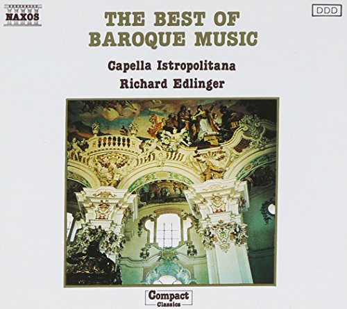 Capella - THE BEST OF BAROQUE MUSIC - Zortam Music