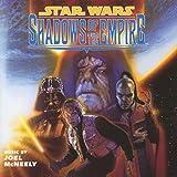 Pochette de l'album pour Star Wars - Shadows Of the Empire