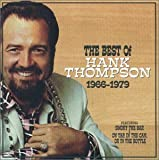 album art to The Best of Hank Thompson 1966-1979