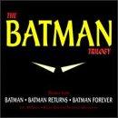 Skivomslag för Batman Trilogy