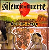 Album cover for Red Hot + Latin: Silencio = Muerte