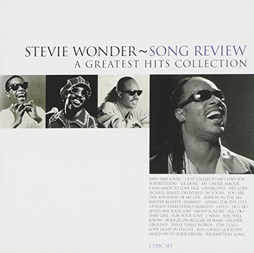 Stevie Wonder - Song Review: A Greatest Hits - Zortam Music