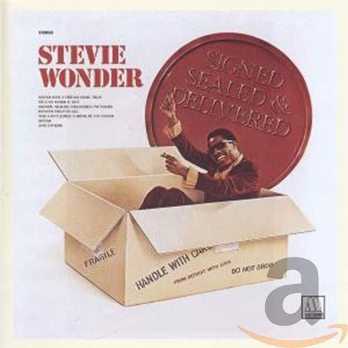 Stevie Wonder - Signed Sealed Delivered - Zortam Music