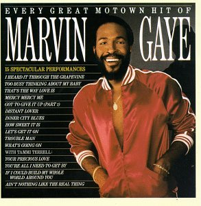 Marvin Gaye - Every Great Motown Hit - Zortam Music