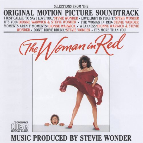 Stevie Wonder - The Woman In Red Soundtrack - Zortam Music