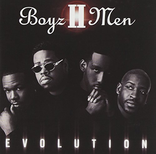 Boyz II Men - Evolution - Zortam Music