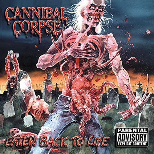 Cannibal Corpse - Eaten Back To Life (Re-Released) - Zortam Music
