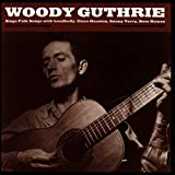 album art to Woody Guthrie Sings Folk Songs