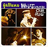 Album cover for What Colour Our Flag