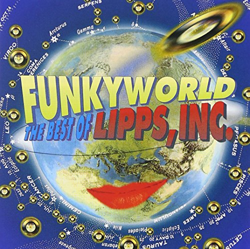 Funkyworld: The Best of Lipps, Inc. by Inc. Lipps album cover