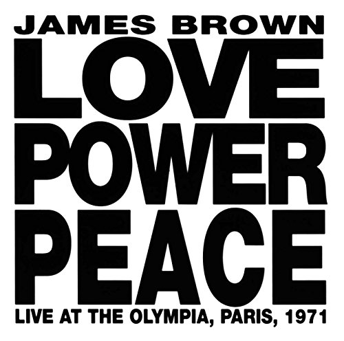 James Brown - Love Power Peace - Zortam Music