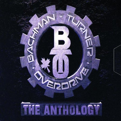 Bachman Turner Overdrive - Anthology (Disc II) - Zortam Music