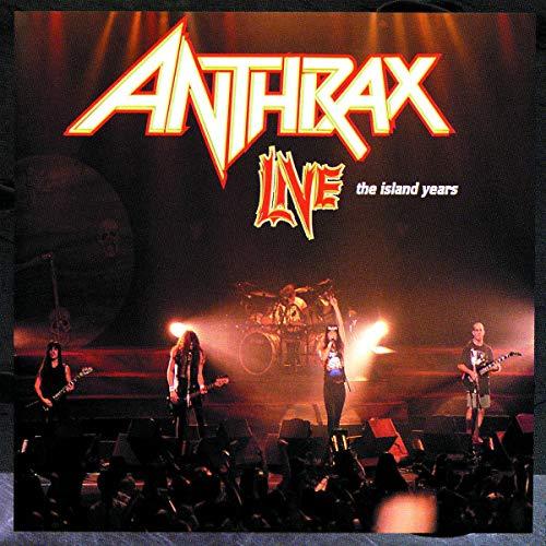 ANTHRAX - Live The Island Years - Zortam Music