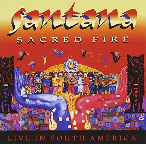 Santana - SACRED FIRE. LIVE IN SOUTH AMERICA - Zortam Music