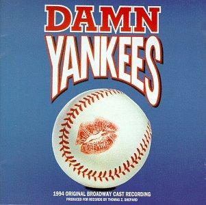 DAMN YANKEES - Damn Yankees: 1994 Original Broadway Cast Recording - Zortam Music