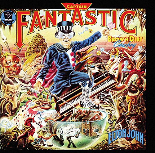 Elton John - Captain Fantastic & the Brown Dirt Cowboy [Deluxe Edition] - Zortam Music
