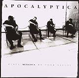 album art to Plays Metallica by Four Cellos
