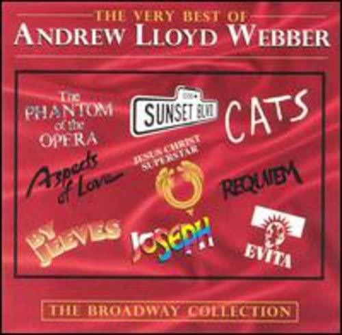 Andrew Lloyd Webber - Very Best Of Andrew Lloyd Webb - Zortam Music