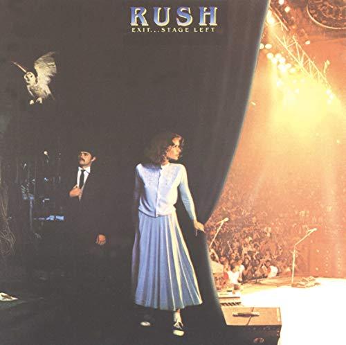 Rush - Exit...Stage Left.. - Zortam Music