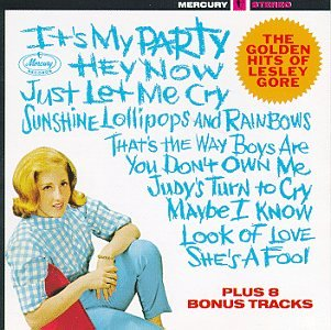LESLEY GORE - The Golden Hits of Lesley Gore - Zortam Music