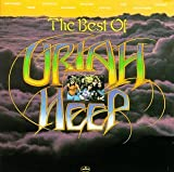 album art to The Best of Uriah Heep
