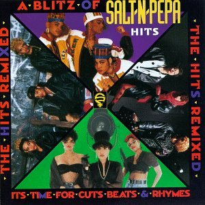 Salt n Pepa - A Blitz of Salt-N-Pepa Hits: The Hits Remixed - Zortam Music