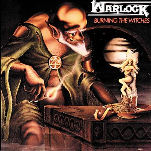 Warlock - Burning The Witches - Zortam Music