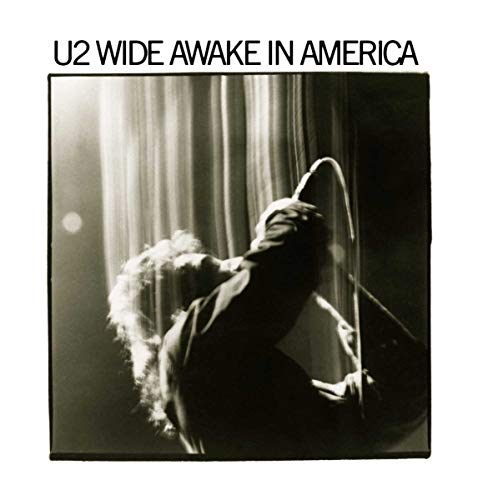 Wide Awake in America by U2 album cover