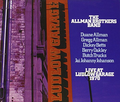 Live at Ludlow Garage 1970