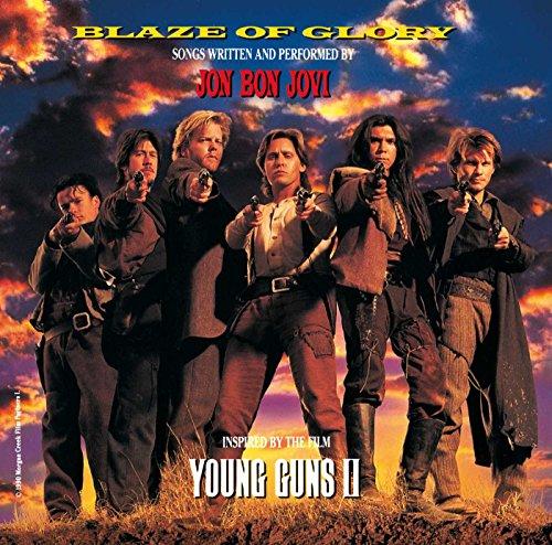 JON BON JOVI - Blaze of Glory_ Young Guns II - Zortam Music