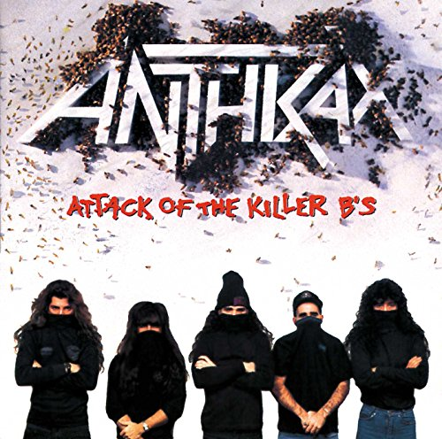 ANTHRAX - Attack of the Killer A