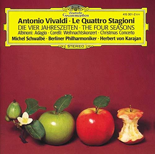 Vivaldi - Corelli - Albinoni - The Four - Zortam Music