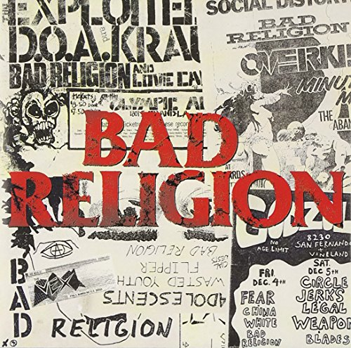 Bad Religion - The Answer Lyrics - Zortam Music