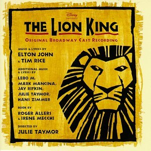 Elton John - Lion King (Original Broadway C - Zortam Music