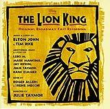 Pochette de l'album pour The Lion King