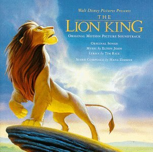 Elton John - The Lion King  Soundtrack - Zortam Music