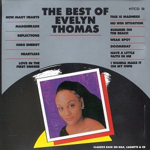Evelyn Thomas - Disco Fever  -  Volume 2 - Zortam Music