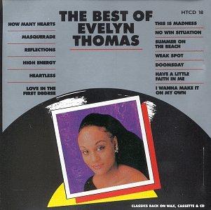 Evelyn Thomas - The Best of Evelyn Thomas - Zortam Music