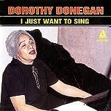 Copertina di album per I Just Want to Sing