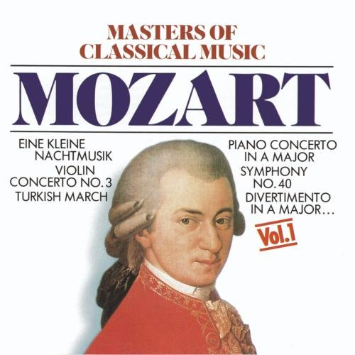 Masters of Classical Music, Volume 1