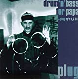 Cover de Drum 'N' Bass for Papa/Plug EP's 1, 2 & 3