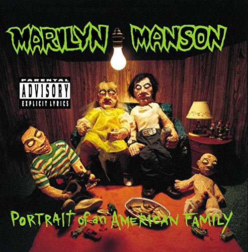 Marilyn Manson - Portrait Of An American Family - Zortam Music