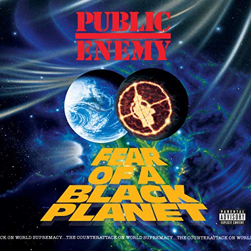 Public Enemy - Fear Of A Black Planet - Zortam Music